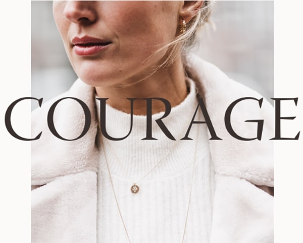 Courage with And Heart